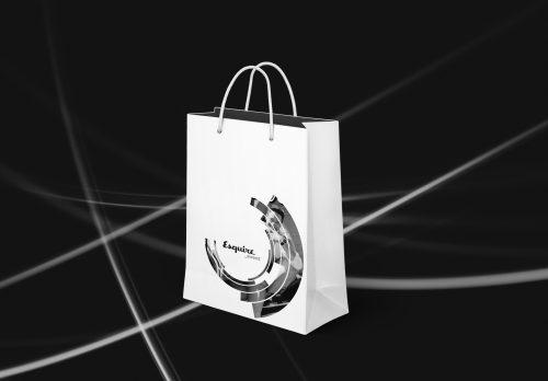 Projekt torby promocyjnej